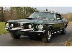 1968 ford mustang gt fastback 428 cj for sale