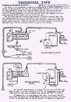 Generator To Alternator Conversion Wiring Problem 332