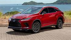 2020 lexus rx drive review blink and you ll miss it