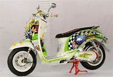 Scoopy Modif Simple by Honda Scoopy Modif Simple Oto Trendz