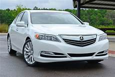 2014 acura rlx advance review test