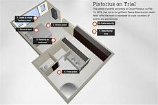oscar pistorius house plan the night of the killing pistorius s floor plan wsj