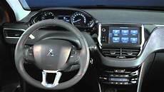 2015 Peugeot 208 Interior Design Automototv