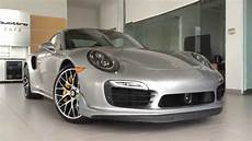 991 turbo s new turbo aerokit option 2015 porsche 911 991 turbo s