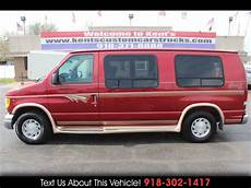 how does cars work 1997 ford econoline e150 electronic valve timing used 1997 ford econoline e 150 mark iii conversion van for sale in collinsville ok 74021 kent s