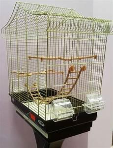 gabbie per canarini con piedistallo gabbia imac sofia per pappagallini con piedistallo