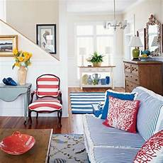 nautical living room style starboard up coastal rooms with nautical touches
