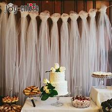 tulle roll 100 yard wedding decoration tulle outdoor wedding wall props babyshower