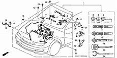 98 honda accord engine diagram 2000 honda accord parts diagram automotive parts diagram images