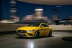 New Mercedes Benz AMG CLA A35  Rivervale Leasing