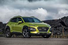2018 Hyundai Kona Technical And Mechanical Specifications