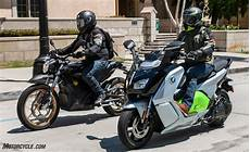 electric motorcycles bmw c evolution scooter and
