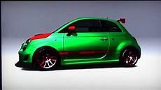 Fiat 500 Tuning - fiat 500 abarth alf tuning