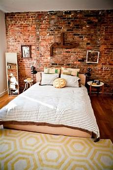 Backstein Tapete Schlafzimmer - breathtaking exposed brick walls interiors that you will