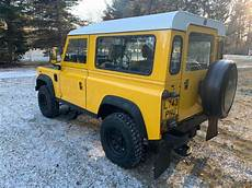 1993 land rover defender 90 107915 miles manual classic land rover defender 1993 for sale 1993 defender 90 200tdi with video 70k miles classic land rover defender 1993 for sale