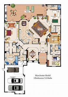 the sims 3 house floor plans manchester model 3bedroom 3 5bathroom mansion floor