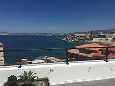 Appartement Toit Terrasse Vue Mer Marseille Marseille