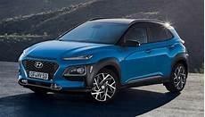 Hyundai Kona Jetzt Auch Als Hybrid Bestellbar Bilder