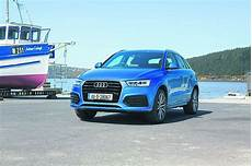 audi q3 2015 breaking audi shows its new colours