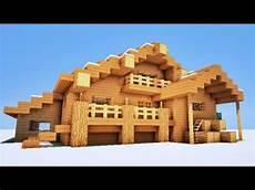 Minecraft Tuto Chalet P