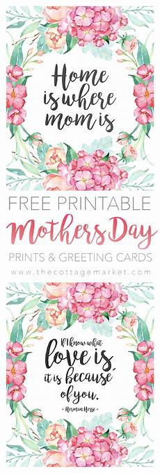 printable mothers day images 20563 free printable s day prints and cards the cottage market