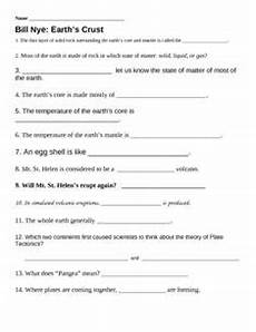 movement of the earth s crust worksheets 14432 1000 images about 6th grade science tools on 6th grade science states of matter
