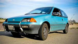 The Geo Metro Is One Of Greatest Cars Ever Built