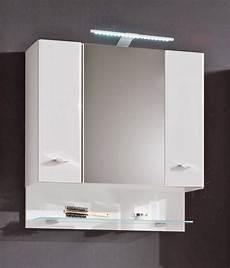 Spiegelschrank Mit Schubladen - badschrank barolo spiegelschrank mit beleuchtung dekor