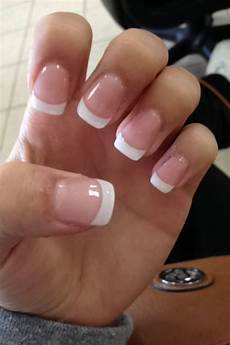 Classic Manicure Tip Acrylic Nails Gel