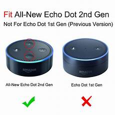 wall mount stand holder for all new echo dot 2nd