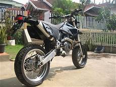 Scorpio Modif Supermoto by Modif Picture New Yamaha Scorpio Supermoto Auto Modif