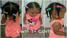 easy hairstyle for 1 year old toddler 5 ponytails