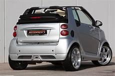 Rear Spoiler Smart Fortwo 451 Smart Power Design
