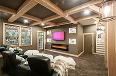 traditional basement with exposed beam flush light zillow digs zillow