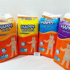 happy baby jumbo 48 pcs 52 pcs pollux