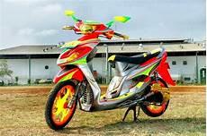 Variasi Mio Sporty by Cara Modifikasi Motor Mio Sporty Terbaru 2015