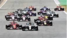 Formel 1 2018 Fahrer Cockpits Teams Und Vertr 228 Ge Im