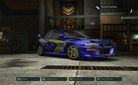 Subaru Impreza 22b STi Rally By METOPO  Need For Speed