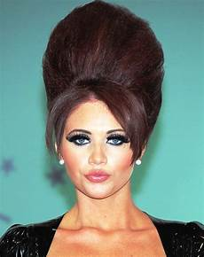 Beehive 60s Hairstyle