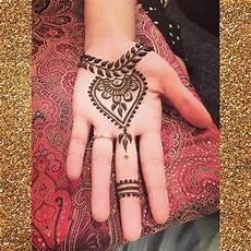 84 Gambar Henna Sederhana Tapi Bagus Terupdate Tuttohenna