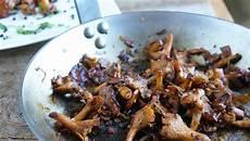 pfifferlinge zubereiten pfanne pfifferlinge wie am besten zubereiten