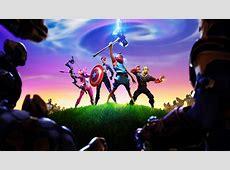 1336x768 Fortnite x Avengers HD Laptop Wallpaper, HD Games