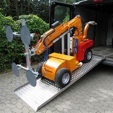 Sl 380 Outdoor Glass Lifter Uplifter Cranes Vacuum