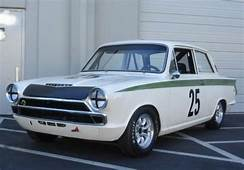 Historic Rally & Classic Race Cars Ford Lotus Cortina MK1