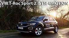 Vw T Roc Sport 2 0 Tsi 4motion 2017 190hp