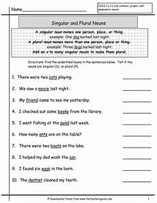 classifying nouns worksheets for 3rd grade 7977 grammar worksheets 3rd grade search possessive nouns worksheets singular and plural