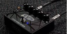 evh 5150 pedal mxr evh 5150 overdrive pedal demoed by guitar world