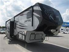 New Side Garage Option Turns 5th Wheel Into Luxury Toy