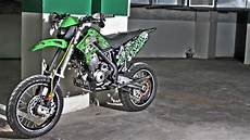 D Tracker Modif Supermoto by Pengertianmodifikasi Modifikasi D Tracker Supermoto Images