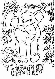Ausmalbilder Dschungelbuch Kaa Kleur Puzzel Spel Bij Scouting Jmc